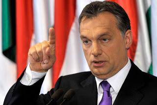 Viktor Orban Ούγγρος πρωθυπουργός