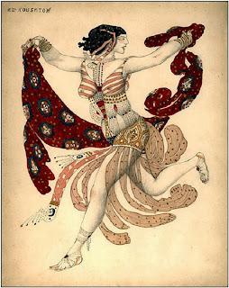 que es la danza oriental