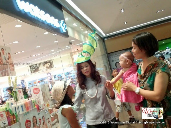 Switch and Save: Shopping with Tessa Prieto Valdes at Watsons