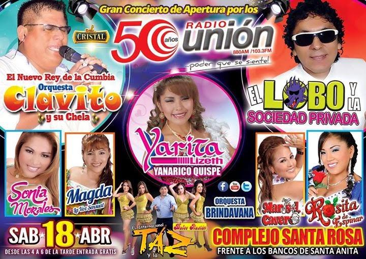 radio Union festeja aniversario