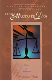 LA OBRA MAESTRA DE DIOS VOLUMEN 3 - CHARLES R. SWINDOLL