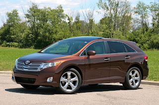 Toyota Venza Wallpapers