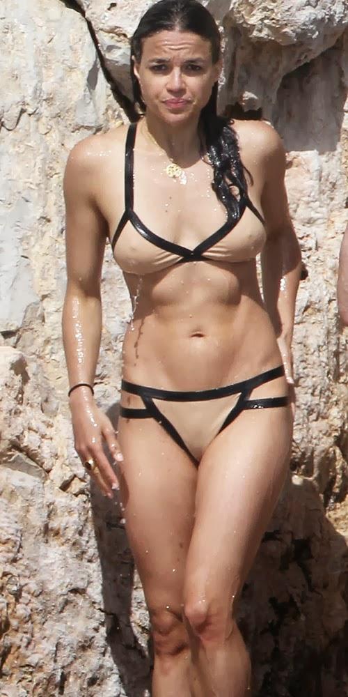 Michelle Rodriguez Bikini Bodies Pic 2 of 35