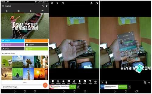 Cara Membuat Kekinian Instagram Di Android