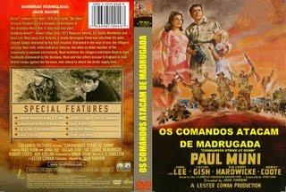 OS COMANDOS ATACAM DE MADRUGADA ( 1942)