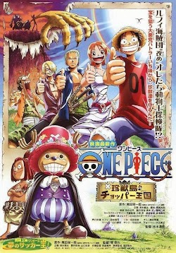 Đảo Hải Tặc 9: Nở Vào Mùa Đông, Hoa Sakura Diệu Kỳ - One Piece Movie 9: Bloom In The Winter, Miracle Sakura (2008) Poster