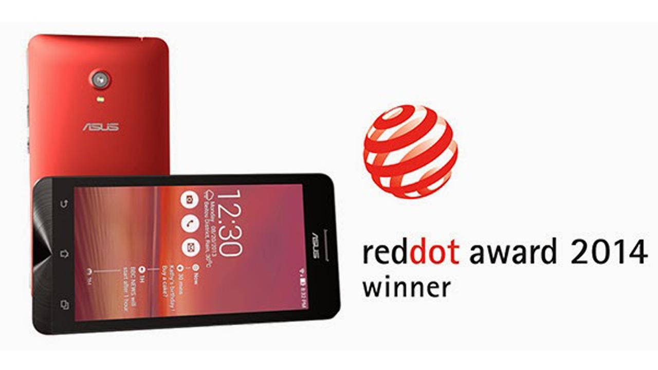 asus zenfone reddot award winner 2014
