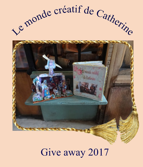 Catherine's giveaway