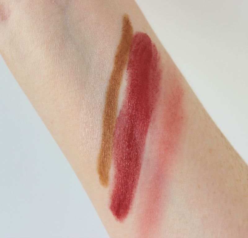 Kiko Rebel Romantic collection swatches