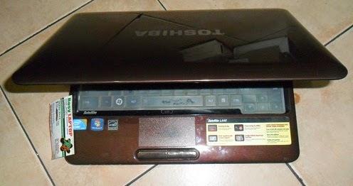 Toshiba L645 Core i3 Coklat