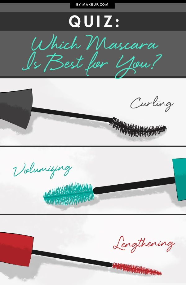 Which Mascara Is Best for You?