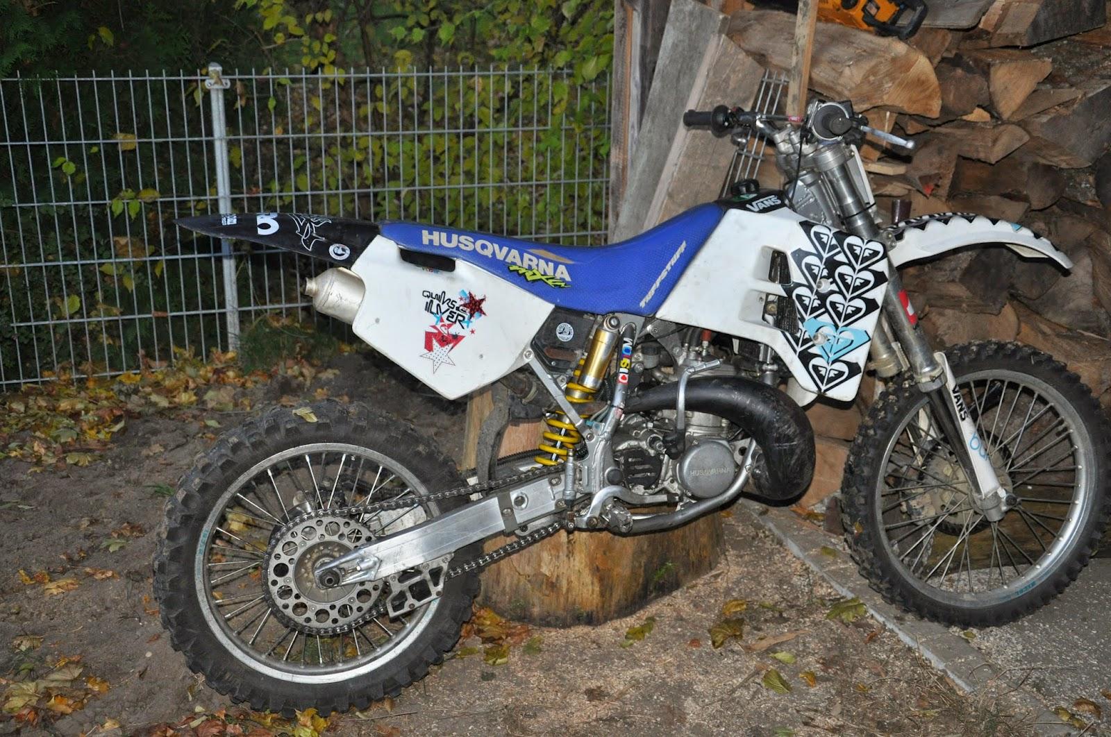 Husqvarna CR250 Used Bikes