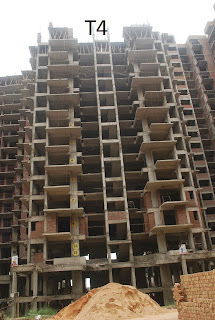Amrapali La Residentia :: Construction Update t4
