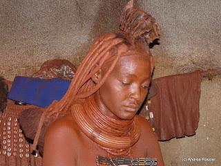 Reisen Afrika Namibia Himba