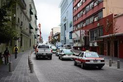 Abren a la circulación vehicular la calle Zaragoza