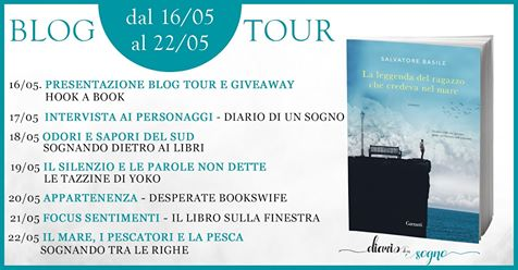Blog Tour 16/22 Maggio