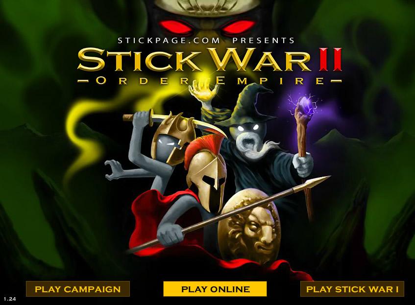 Armor Game : Stick War 2