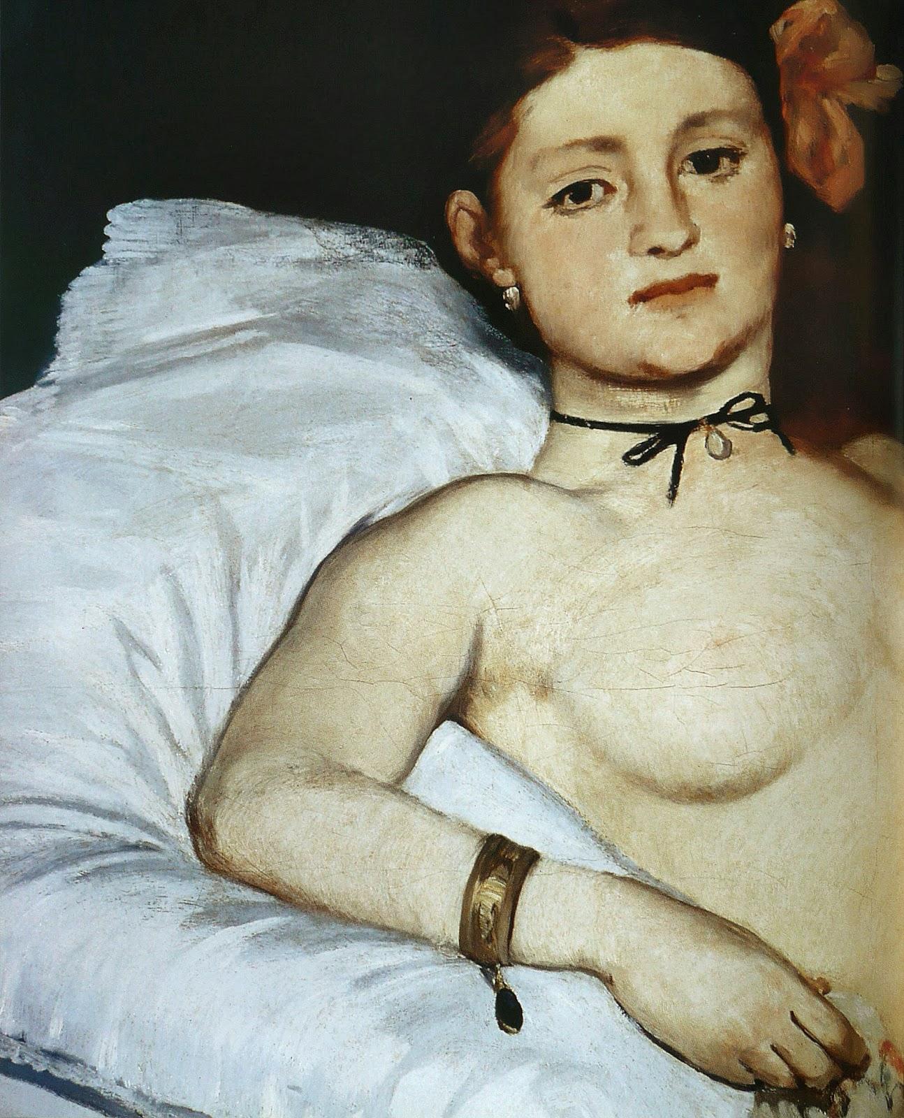 """Quando Bataille scopr¬ l erotismo grazie alla """"tempesta degli sguardi"""" di Manet"""