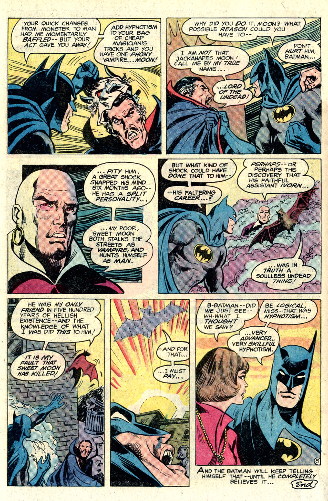 Detective Comics (1937) Issue #489 Page 10