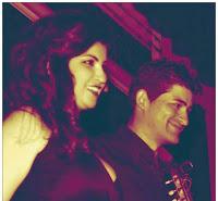 Bea Morales y Manuel Reyes