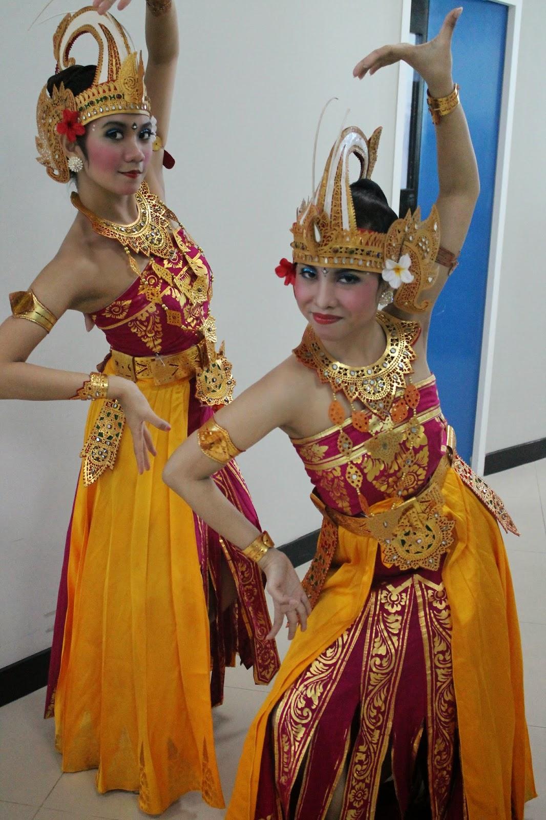 Kebaya Bali Baju Tari Pendet Baju Tari Cendrawasih