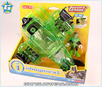 Target Imaginext Justice League Green Lantern Jet exclusive 2015 toy GL DC Super Friends