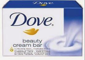 Pastilla de Jabón Dove