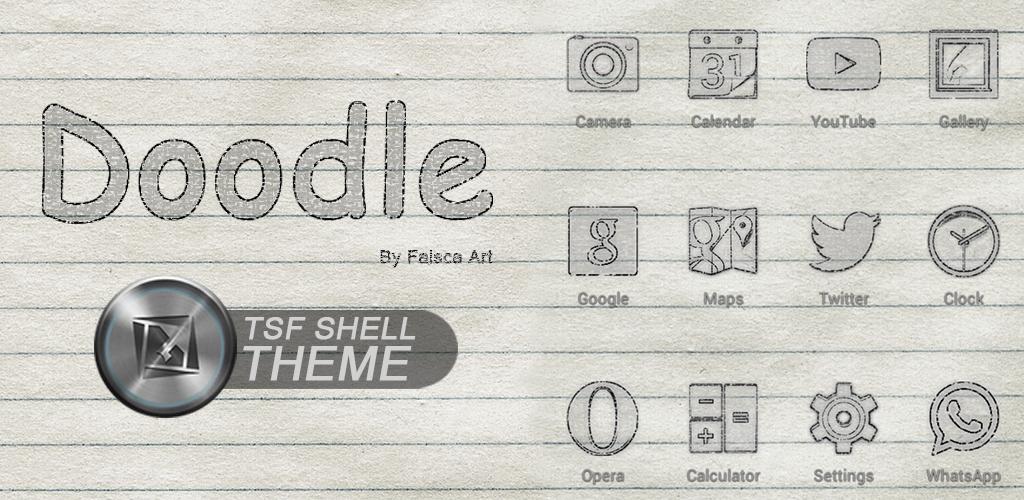 http://faisca-art.blogspot.com.es/2014/02/doodle-tsf-shell-theme.html