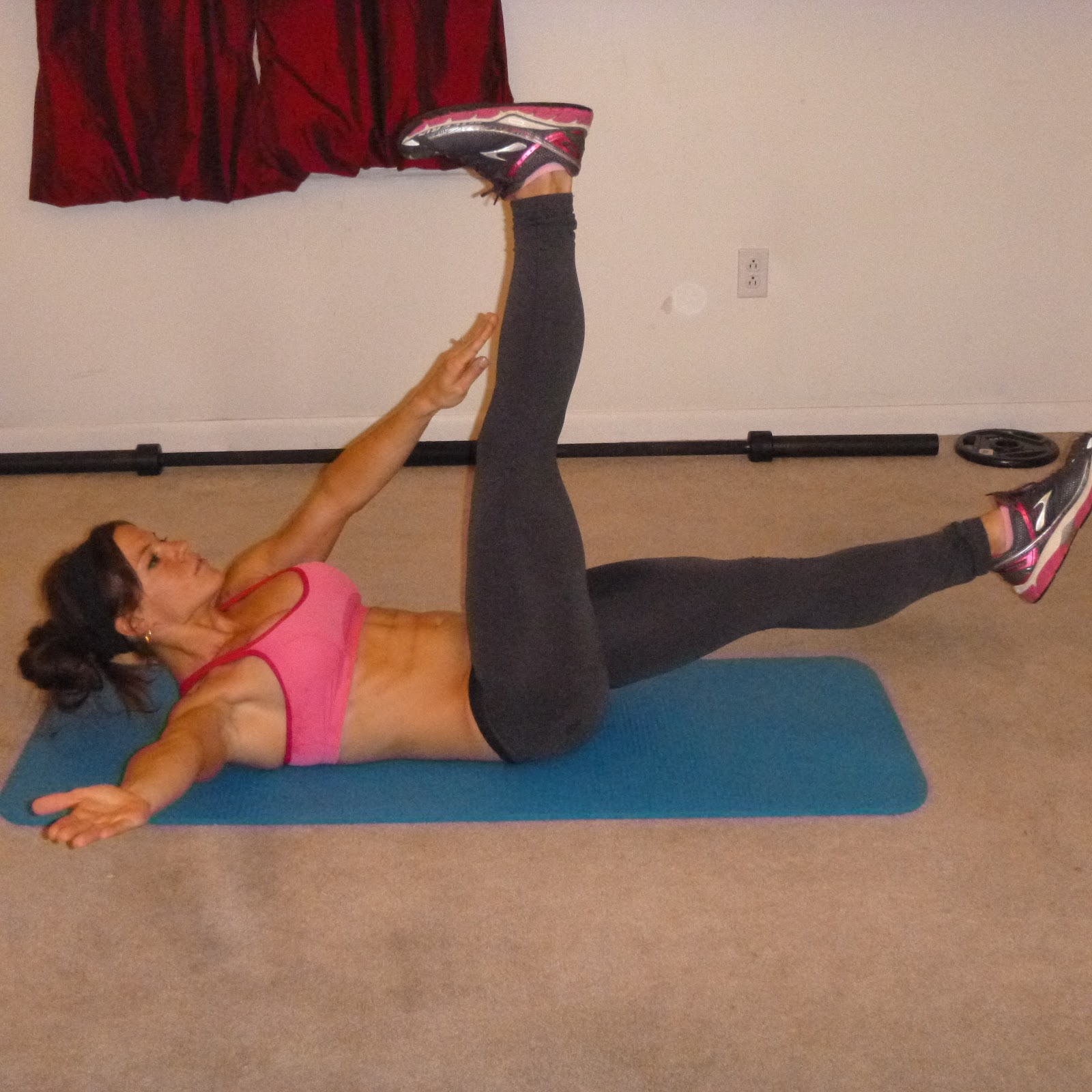 Melissa Bender Fitness October 2012 Full Body Workouts On Pinterest Circuit And Home Workout