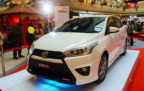 Harga Mobil Toyota New Yaris Baru Tahun 2015, Semarang