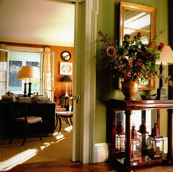 New Home Interior Design: New Home Interior Design: Miles Redd Interiors