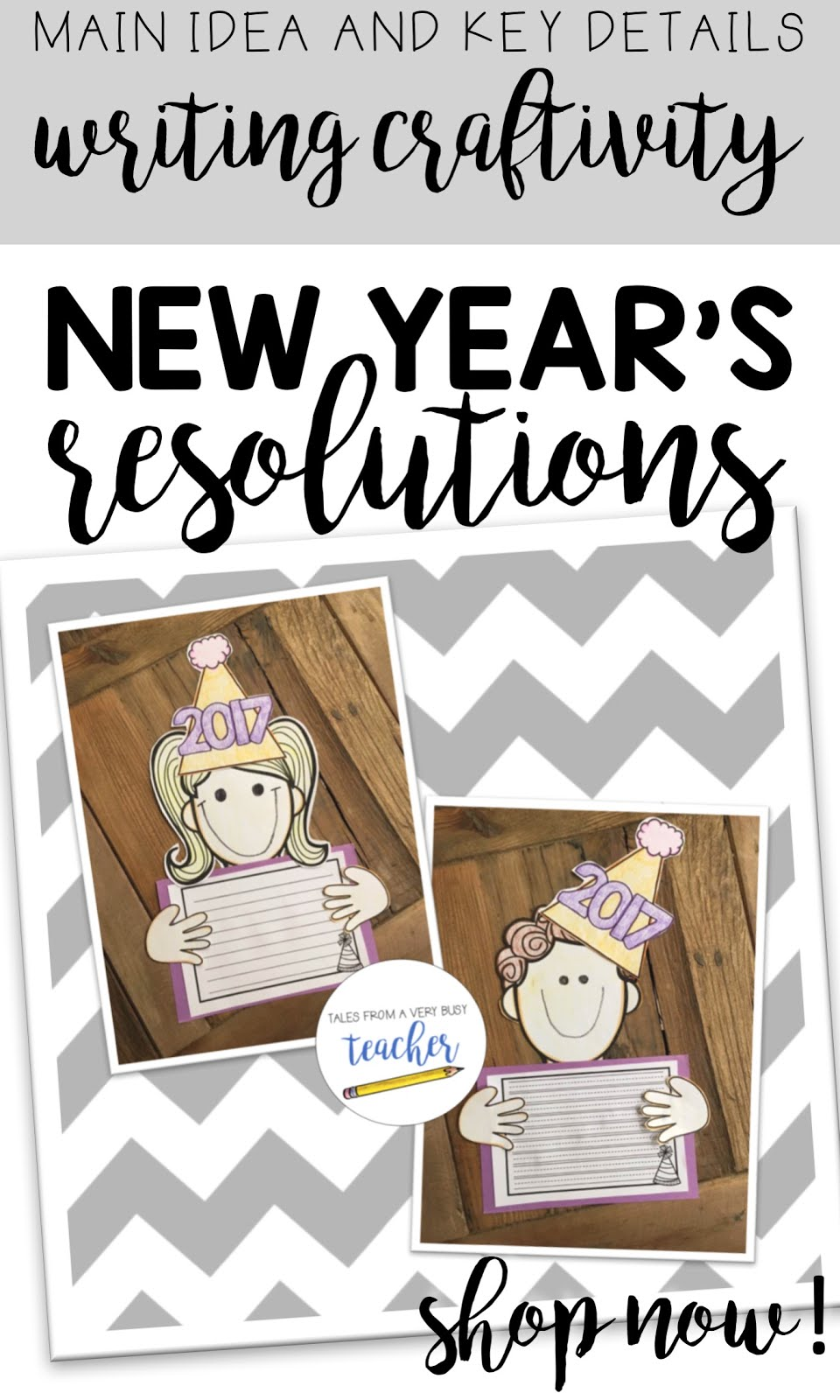 Resolutions for 2017