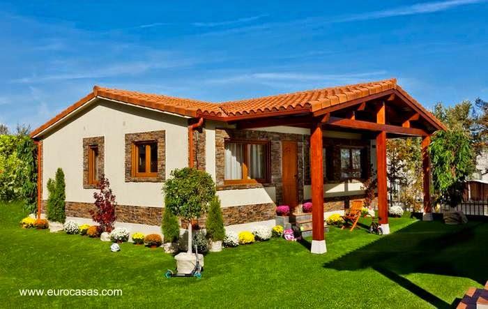 Arquitectura De Casas Prefabricadas En Espa A Viviendas