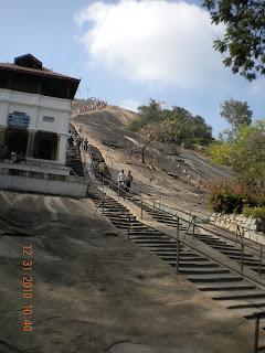 660 steps to Bahubali