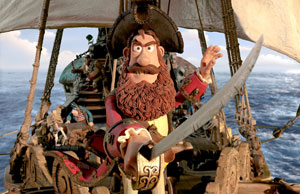 Fotograma de ¡Piratas!
