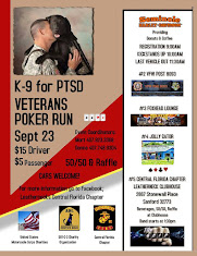 Leathernecks K-9 For PTSD
