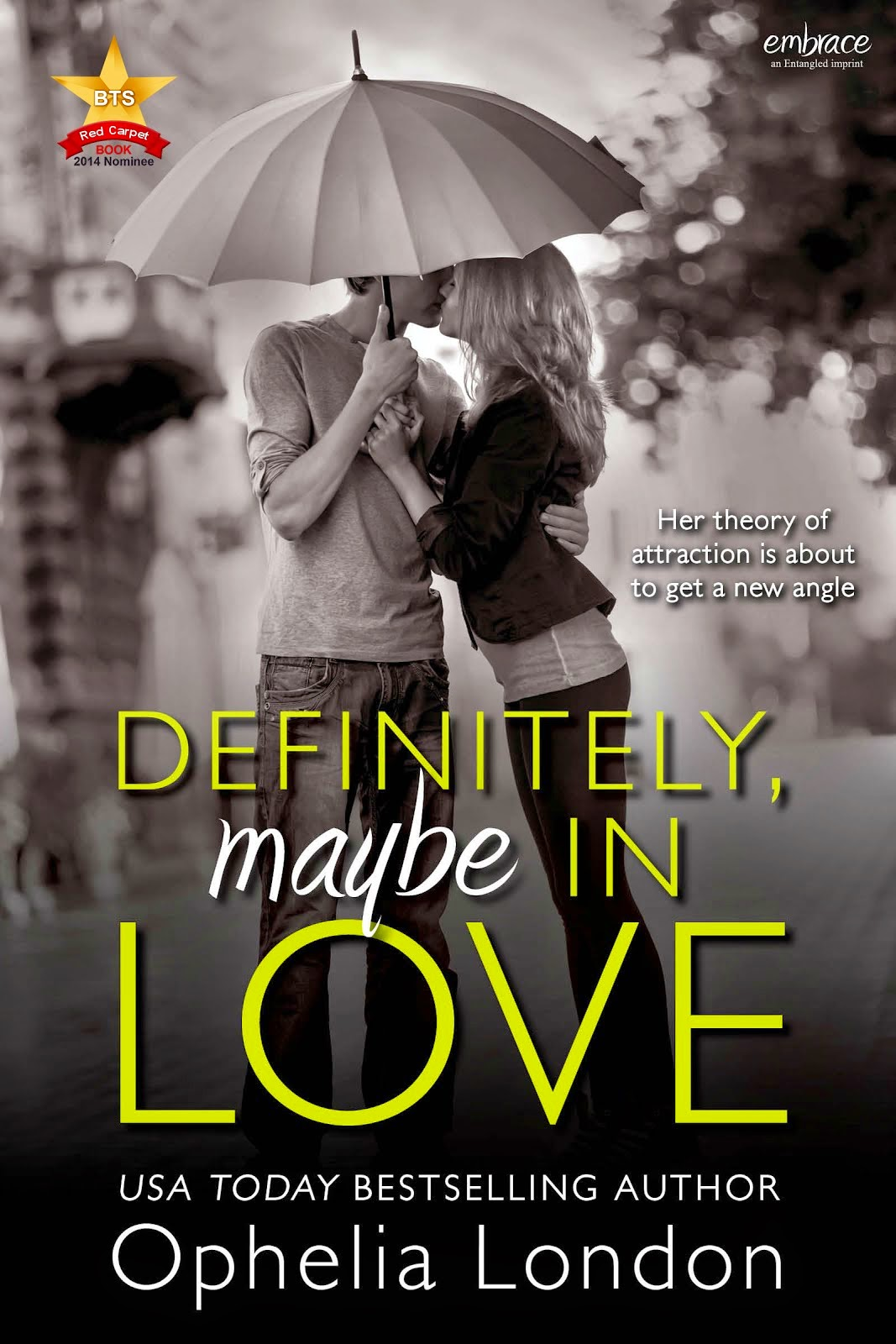 Definitely, Maybe in Love  (Definitely Maybe #1)