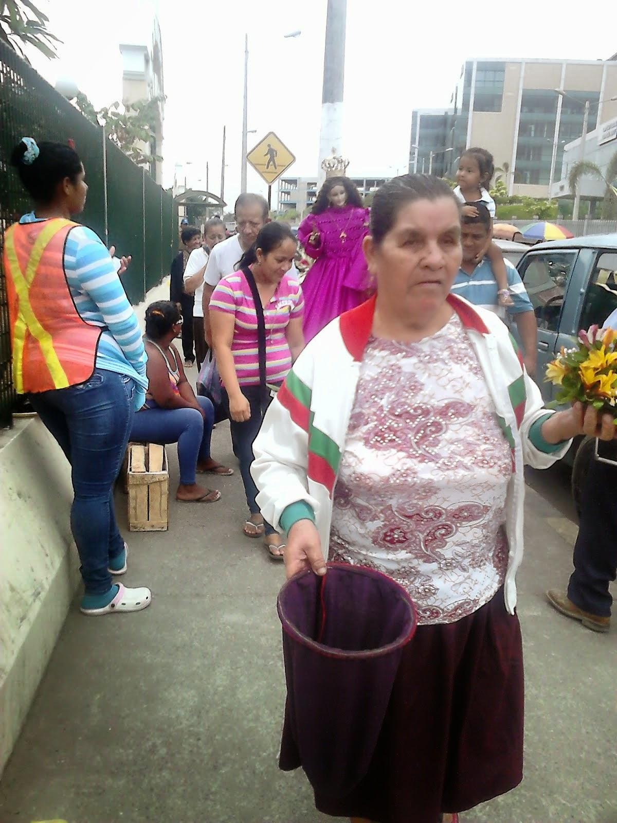 Novena Virgen del Cisne, Agosto 14, 2014