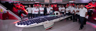 Italy will present  Emilia 2 to race in 2011 World Solar Challenge