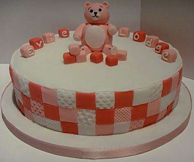 Baby Girl Cakes Ideas
