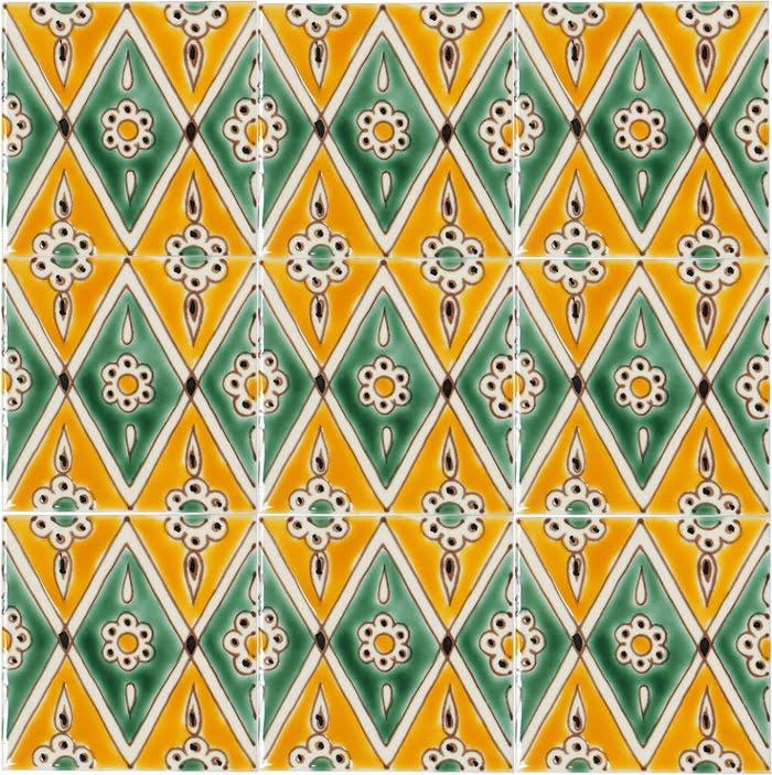 Design Gossip Inspiration Fired Earth Tiles