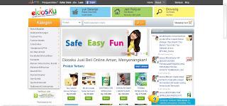 Ekiosku.com jual beli online menyenangkan