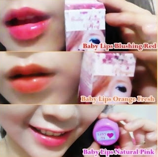 Baby Lips Pewarna Bibir Aman dan Permanen