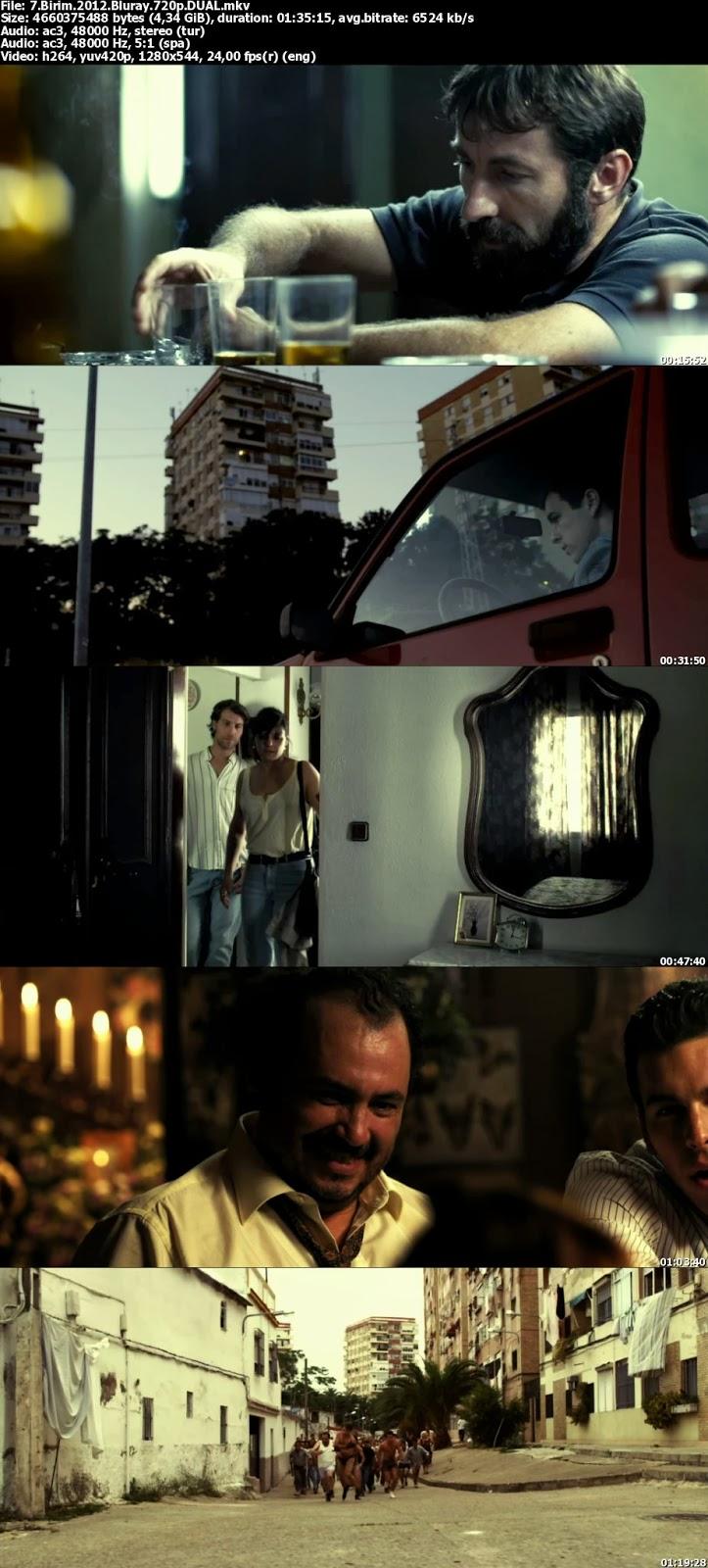 7.Birim - Grupo 7 2012 Bluray 720p Türkçe Dublaj Film İndir