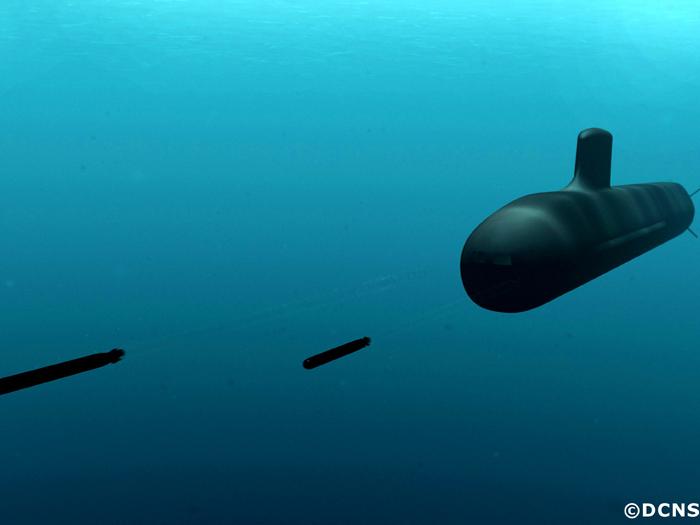 подводные лодки в 1993 году
