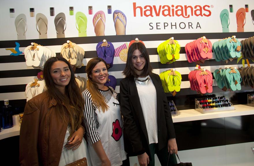 sandalias havaianas chanclas flip flops sandals sephora olga gigirey gossipsfashionweek gossip fashion week