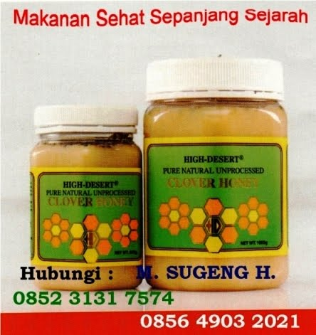 Madu + Royal Jelly + Pollen