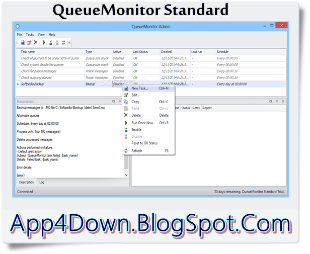 QueueMonitor Standard 1.3.3 For Windows Latest Update
