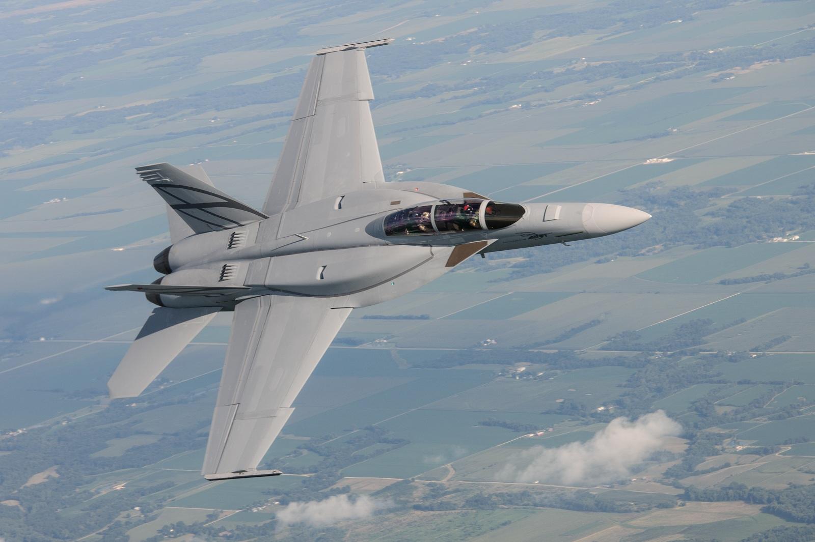 F 18 Advanced Super Hornet Naval Open Source INTe...