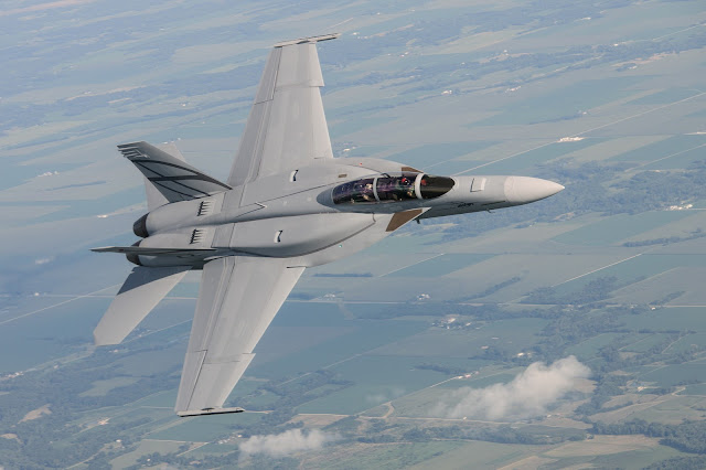 F/A-18 Advanced Super Hornet